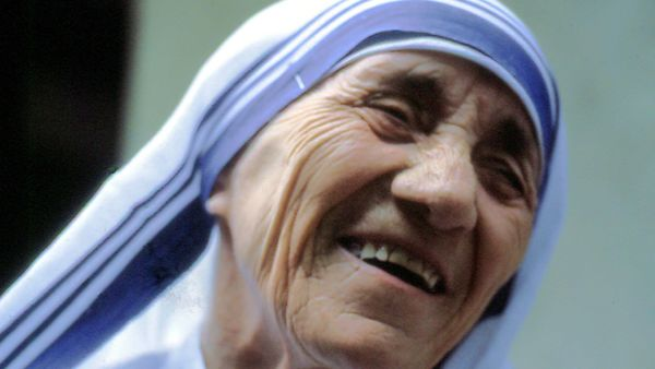 The Saint of Calcutta: Mother Teresa and the Pain of Joy