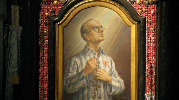 St. Maximilian Kolbe and the War Against Indifference