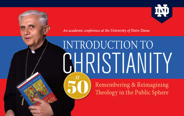 Registration Open for Conference on Introduction to Christianity
