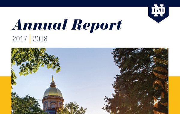 McGrath Institute Releases 2017-2018 Annual Report