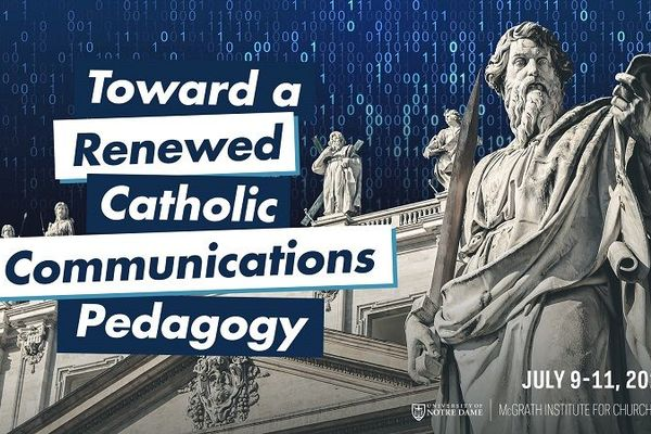 Toward a Renewed Catholic Communications Pedagogy